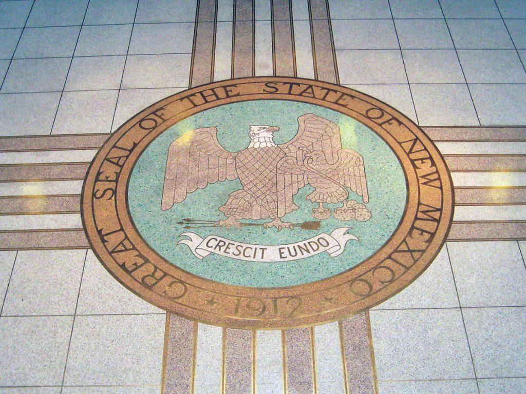 New Mexico Legislature Crest